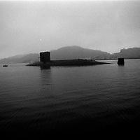 base  navale americaine a la veille de tir de missile de la Coree du Nord