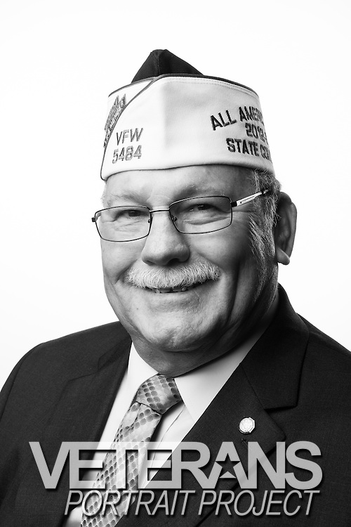 Michael R. Whitfield<br /> Navy<br /> E-4<br /> Boatswain Mate<br /> 1965-1969<br /> Vietnam<br /> <br /> Veterans Portrait Project<br /> Louisville, KY<br /> VFW Convention <br /> (Photos by Stacy L. Pearsall)