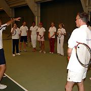 Tennisclinic Hilversum Open 2004,