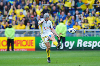 Jonathan DAVIES - 18.04.2015 - Clermont / Saracens - 1/2Finale European Champions Cup<br />