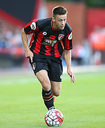 Harry Cornick of Bournemouth  - Mandatory by-line: Paul Terry/JMP - 07966386802 - 31/07/2015 - SPORT - FOOTBALL - Bournemouth,England - Dean Court - AFC Bournemouth v Cardiff City - Pre-Season Friendly