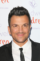 Peter Andre, The Caudwell Children Butterfly Ball, Grosvenor House Hotel, London UK, 15 May 2014, Photo by Richard Goldschmidt