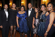 l to r: Kyle Donavan, Lisa Walker, Sybil Chester, Noel Hankin, Marvet Britto, Jocelyn Taylor and Cheryl Monroe at The 2009 NV Awards: A Salute to Urban Professionals sponsored by Hennessey held at The New York Stock Exchange on February 27, 2009 in New York City. ....