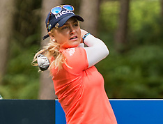 CHARLEY HULL  British Womans Open Woburn 2016