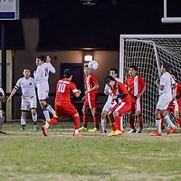 03-17-15 Berryville Boys Soccer vs. Dardanelle
