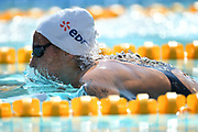 Fantine Lesaffre (FRA) competes on Women's 200 m Breastsroke during the French Open 2018, at Aquatic Center Odyssée in Chartres, France on July 7th to 8th, 2018 - Photo Stephane Kempinaire / KMSP / ProSportsImages / DPPI