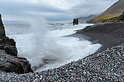 Stapi in stapavik East Iceland