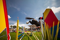 Wathelet Gregory, BEL, Iron Man vd Padenborre<br /> Jumping International de La Baule 2019<br /> © Dirk Caremans<br /> Wathelet Gregory, BEL, Iron Man vd Padenborre