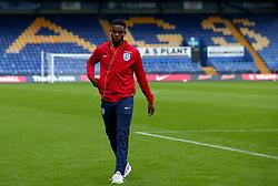 Jonathan Leko of England - Mandatory by-line: Robbie Stephenson/JMP - 05/09/2017 - FOOTBALL - One Call Stadium - Mansfield, United Kingdom - England U19 v Germany U19 - International Friendly
