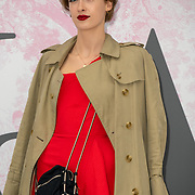 Georgia Howorth arrives at V&A - summer party, on 19 June 2019, London, UK