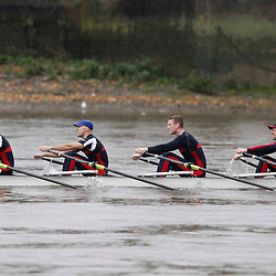 2014 Veterans Fours Head