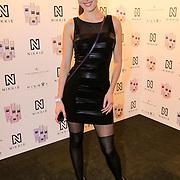 NLD/Amsterdam/20130205 - Modeshow Nikki Plessen 2013, Nadia Palesa Poeschmann