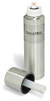 quick mist silver non aerosol spray can
