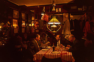 France. Lyon . the  - Garet -  traditional  - Bouchon -  (restaurant)  Lyon  France     /  le Garet  - bouchon lyonnais restaurant  Lyon  France    /      L930908a  /  R1063  /  P116676