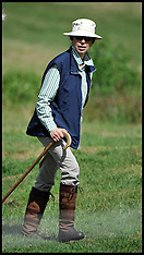 AUG 03 2013 Princess Anne At Gatcombe Park