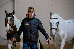 Chardon IJsbrandt, NED<br /> Jumping Mechelen 2019<br /> © Hippo Foto - Dirk Caremans<br />  28/12/2019