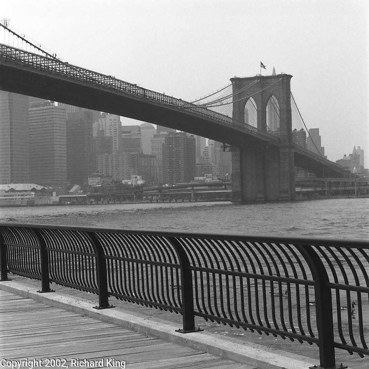 Brooklyn Bridge, Summer Haze