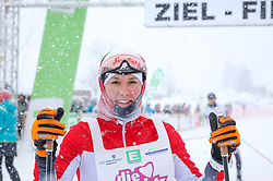 26.01.2019, Bad Mitterndorf, AUT, 40. Internationaler Steiralauf, 25 km Freie Technik, im Bild die Siegerin Lisa Unterweger (AUT) // during the 40th international Steiralauf 25 km Freestyle in Bad Mitterndorf, Austria on 2019/01/26. EXPA Pictures © 2019, PhotoCredit: EXPA/ Martin Huber