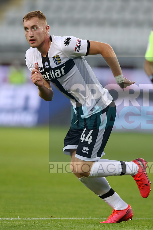 Parma Calcio's Swedish midfielder Dejan Kulusevski during the Serie A match at Stadio Grande Torino, Turin. Picture date: 20th June 2020. Picture credit should read: Jonathan Moscrop/Sportimage