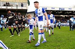 Mascot - Mandatory by-line: Dougie Allward/JMP - 30/03/2018 - FOOTBALL - Memorial Stadium - Bristol, England - Bristol Rovers v Bury - Sky Bet League One