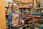 Co-Owner of the Interactive Museum of Games and Puzzlrey
