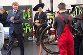 Koning en Koningin op streekbezoek aan West-Brabant