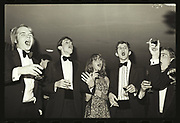 William Hague at a Monday Club dinner. Worcester College. 1980