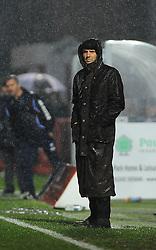 Exeter City manager Paul Tisdale looks on - Mandatory by-line: Nizaam Jones/JMP- 10/12/2016 - FOOTBALL - LCI Rail Stadium - Cheltenham, England - Cheltenham Town v Exeter City - Sky Bet League Two