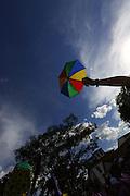 Tiradentes_MG, 09 de fevereiro de 2013.<br /> <br /> Bloco da Insanidade em Tiradentes, Minas Gerais. <br /> <br /> Insanidade carnival band in Tiradentes, Minas Gerais.<br /> <br /> Foto: MARCUS DESIMONI / NITRO