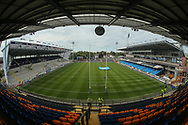 General Stadium view of the Emerald Headingley Stadium ahead of Leeds Rhinos vs Hull Kingston Rovers during the Super 8s the Qualifiers match at Emerald Headingley  Stadium, Leeds<br /> Picture by Stephen Gaunt/Focus Images Ltd +447904 833202<br /> 01/09/2018