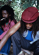 Michael Rose from Black Uhuru