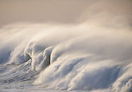 Waves at Malariff, Iceland