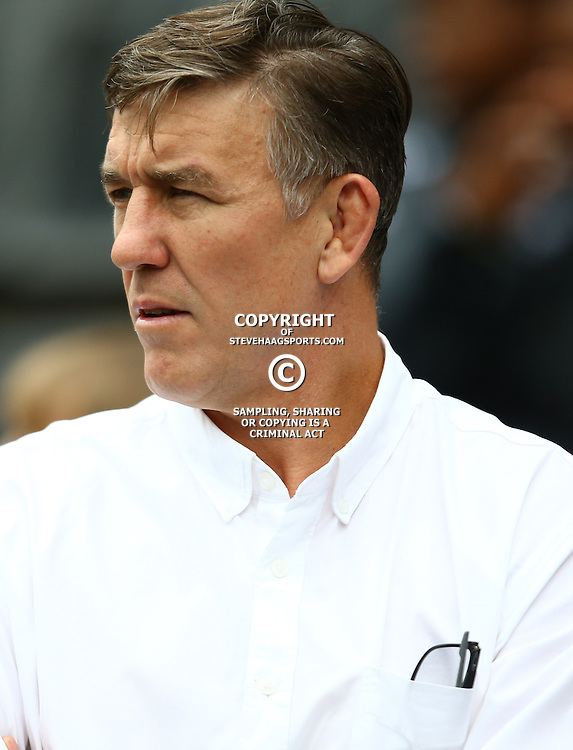 DURBAN, SOUTH AFRICA - SEPTEMBER 10: Gary Teichmann (Chief executive officer) of the Cell C Sharks during the Currie Cup U21 match between the Sharks and Free State at Growthpoint Kings Park on September 10, 2016 in Durban, South Africa. (Photo by Steve Haag/Gallo Images)