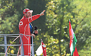 Sebastian Vettel of Scuderia Ferrari after coming third in the Italian Formula One Grand Prix at Monza National Race Track, Monza, Italy.<br /> Picture by EXPA Pictures/Focus Images Ltd 07814482222<br /> 03/09/2017<br /> *** UK &amp; IRELAND ONLY ***<br /> <br /> EXPA-EIB-170903-0095.jpg