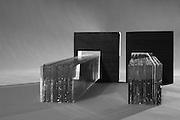Maquettes d'architecture  à  Galerie d'architecture Monopoli / Montreal / Canada / 2009-03-08, © Photo Marc Gibert / adecom.ca