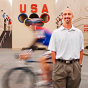 Bob Seebohar is a registered dietician for the US Olympic Committee and is based at the Colorado training center in Colorado Springs.<br /> <br /> Susie Parker-Simmons is a registered dietician (?) for the US Olympic Committee and is based at the Colorado training center in Colorado Springs.