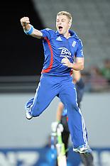 Auckland-Cricket, 20/20 England v New Zealand, February 09