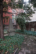 New York, the second cemetery of the spanish portuguese synagogue, Shearith israel .