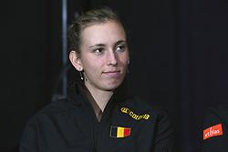 February 8, 2019 - Liege, France - Elise MERTENS (Credit Image: © Panoramic via ZUMA Press)