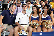 FIU 2011 Panther Preview at the Cage. Fans were able to select their seats for the season and get to meet the players after their scrimmage.