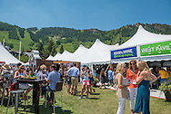 The Food & Wine Classic in Aspen.
