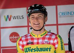 10.07.2019, Fuscher Törl, AUT, Ö-Tour, Österreich Radrundfahrt, 4. Etappe, von Radstadt nach Fuscher Törl (103,5 km), im Bild Georg Zimmermann (GER, Tirol KTM Cycling Team) im Bergtrikot // Georg Zimmermann of Germany (Tirol KTM Cycling Team) in the king of the mountains jersey during 4th stage from Radstadt to Fuscher Törl (103,5 km) of the 2019 Tour of Austria. Fuscher Törl, Austria on 2019/07/10. EXPA Pictures © 2019, PhotoCredit: EXPA/ Reinhard Eisenbauer