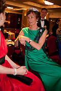 EMMA MAHMOOD; IONA DUCHESS OF ARGYLL, The Royal Caledonian Ball 2011. In aid of the Royal Caledonian Ball Trust. Grosvenor House. London. W1. 13 May 2011.<br /> <br />  , -DO NOT ARCHIVE-© Copyright Photograph by Dafydd Jones. 248 Clapham Rd. London SW9 0PZ. Tel 0207 820 0771. www.dafjones.com.