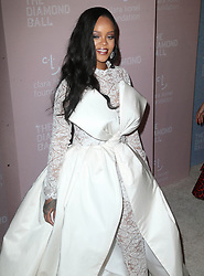 September 14, 2018 - New York City, New York, USA - 9/13/18.Rihanna at Rihanna''s 4th Annual Diamond Ball held at Cipriani Wall Street in New York City..(NYC) (Credit Image: © Starmax/Newscom via ZUMA Press)