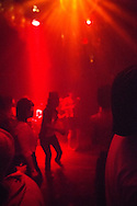 At a nightclub in Tokyo.
