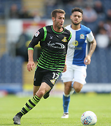 Matty Blair of Doncaster Rovers in action - Mandatory by-line: Jack Phillips/JMP - 12/08/2017 - FOOTBALL - Ewood Park - Blackburn, England - Blackburn Rovers v Doncaster Rovers - English Football League One