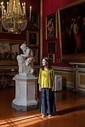 FLORENCE: Palazzo Pitti, Linda Falcone