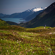 Heather Goodrich rides the best singletrack in the United States - The Lost Lake Trail in Seward, Alaska