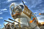 "B-17G ""Nine o Nine"""