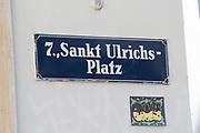 St. Ulrichs Church (Sankt Ulrichs) 7th district Vienna, Austria
